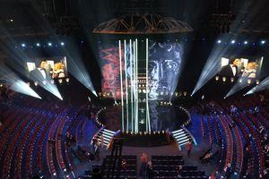 BAFTA Awards Stage